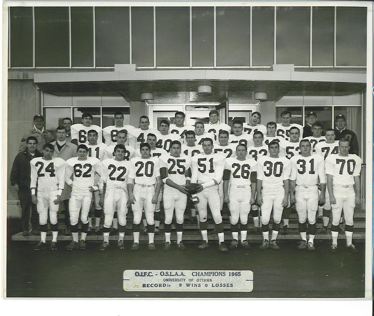 1965 Team