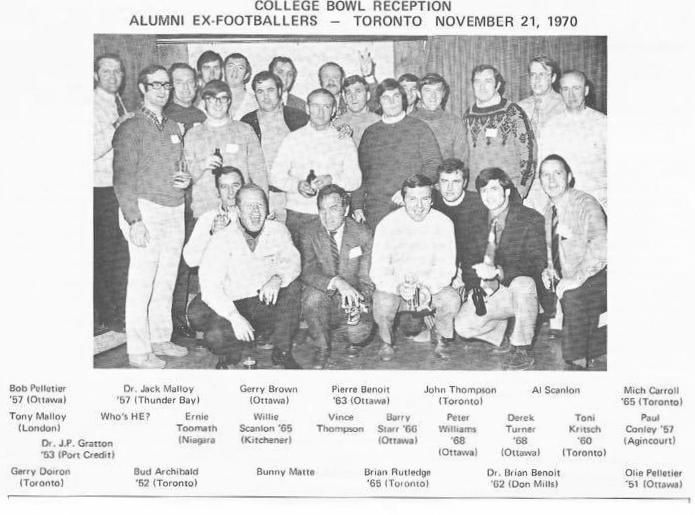 Brian Villeneuve and Bob Pelletier