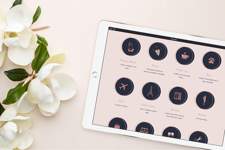 Theresa Vinson magnolia ipad with icons.jpg