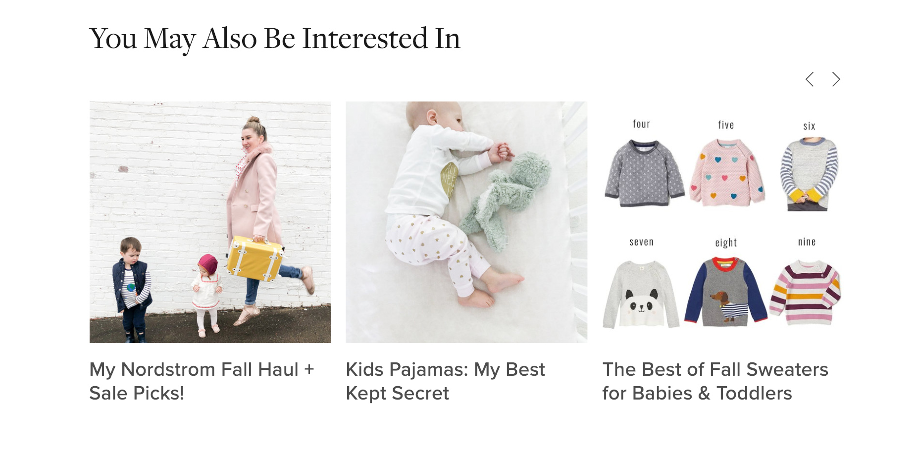 adding related posts in Squarespace