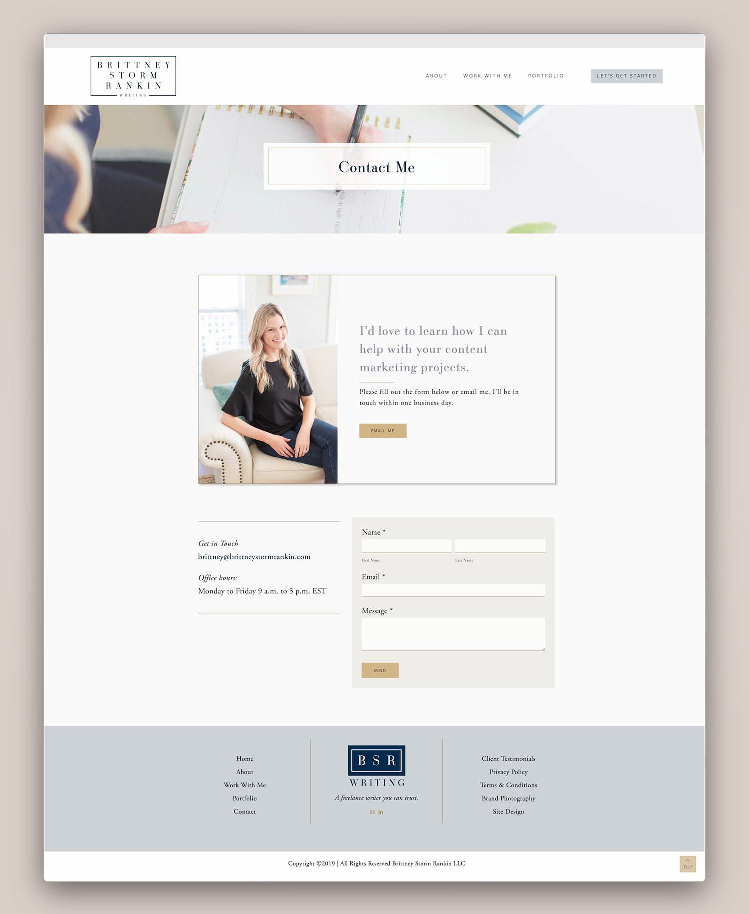 Contact Page _ Brittney Storm Rankin Writing _ by Jodi Neufeld Design.jpg