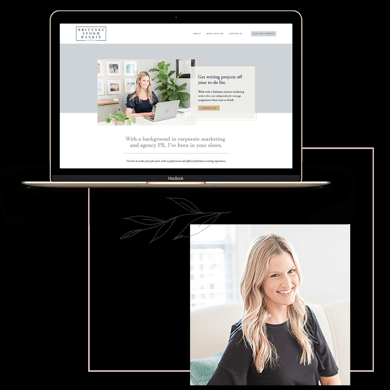 Mandy Roberson testimonial   Momma Society   web design by Jodi Neufeld design