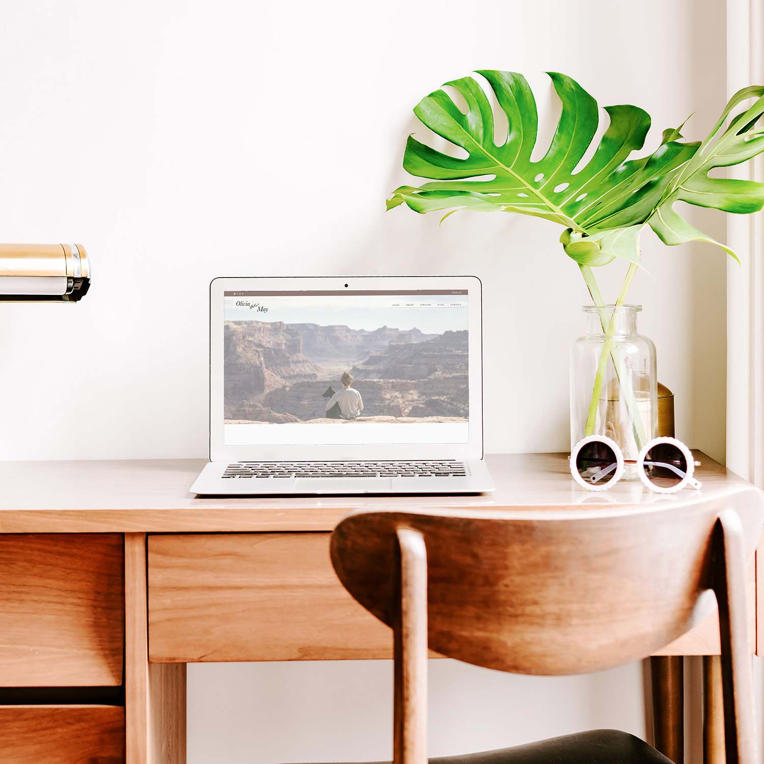 Squarespace power templates - the perfect hybrid between a custom site and a DIY site by Jodi Neufeld Design
