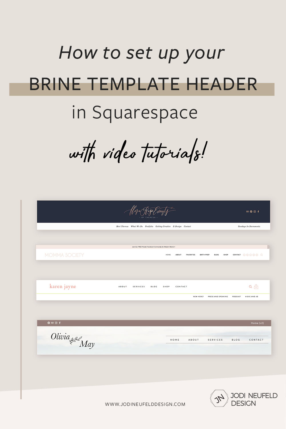 Styling the Brine header graphicshow to set up the header layout on Brine - pinterest 2.jpg