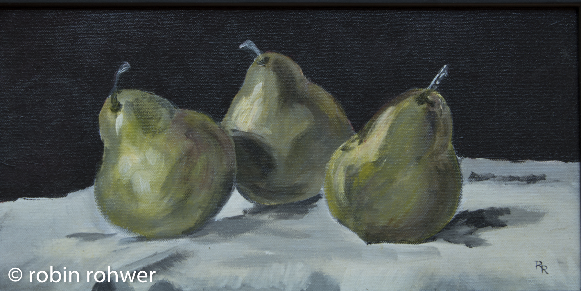 Three Glazed Pears-1.jpg