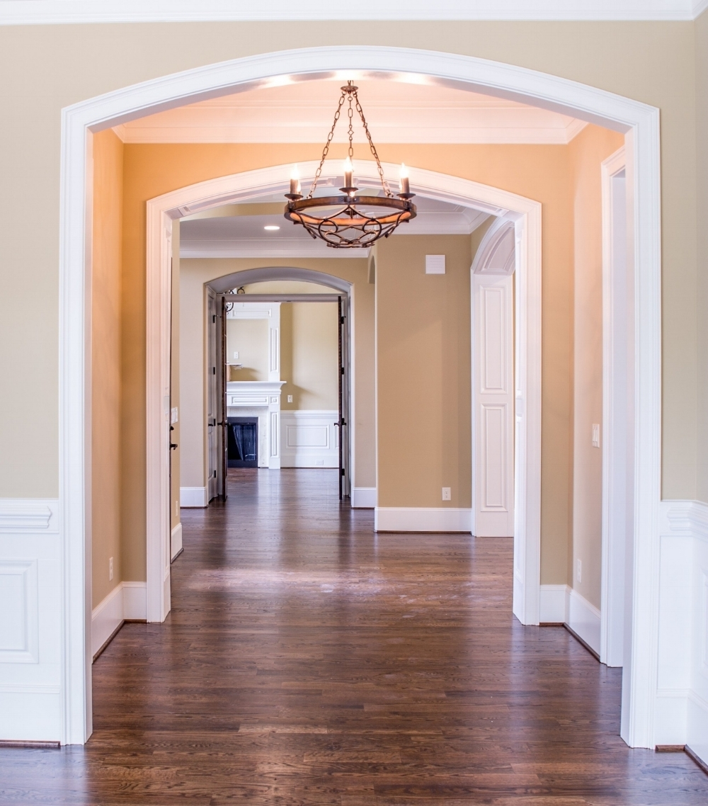 Flooring Installation - Premium quality hardwood flooring installation service is available at Goldwood. For pricing information, please contact us.