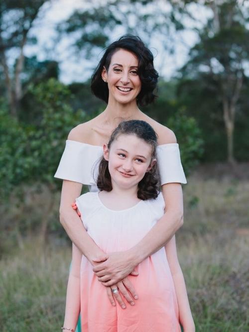 Tanya and Mackenzie