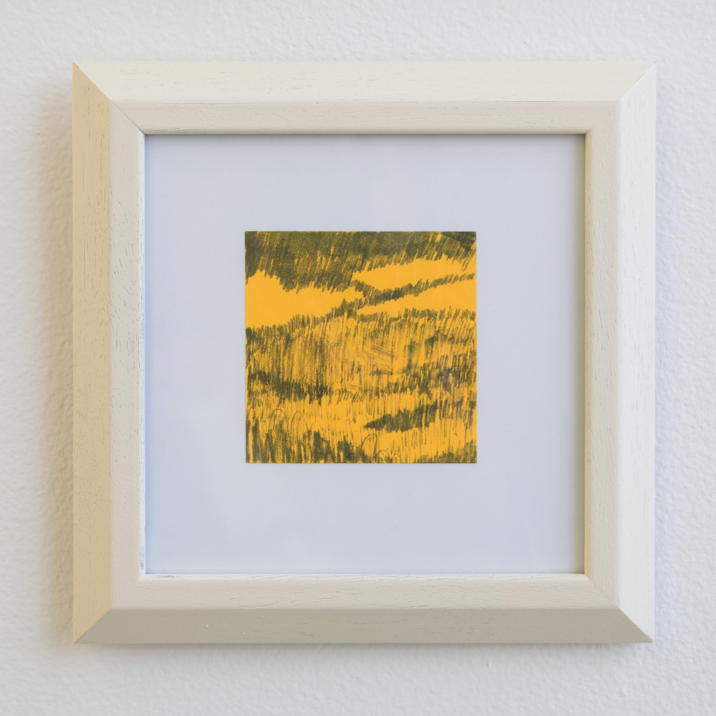 Landscape on Post-It #2