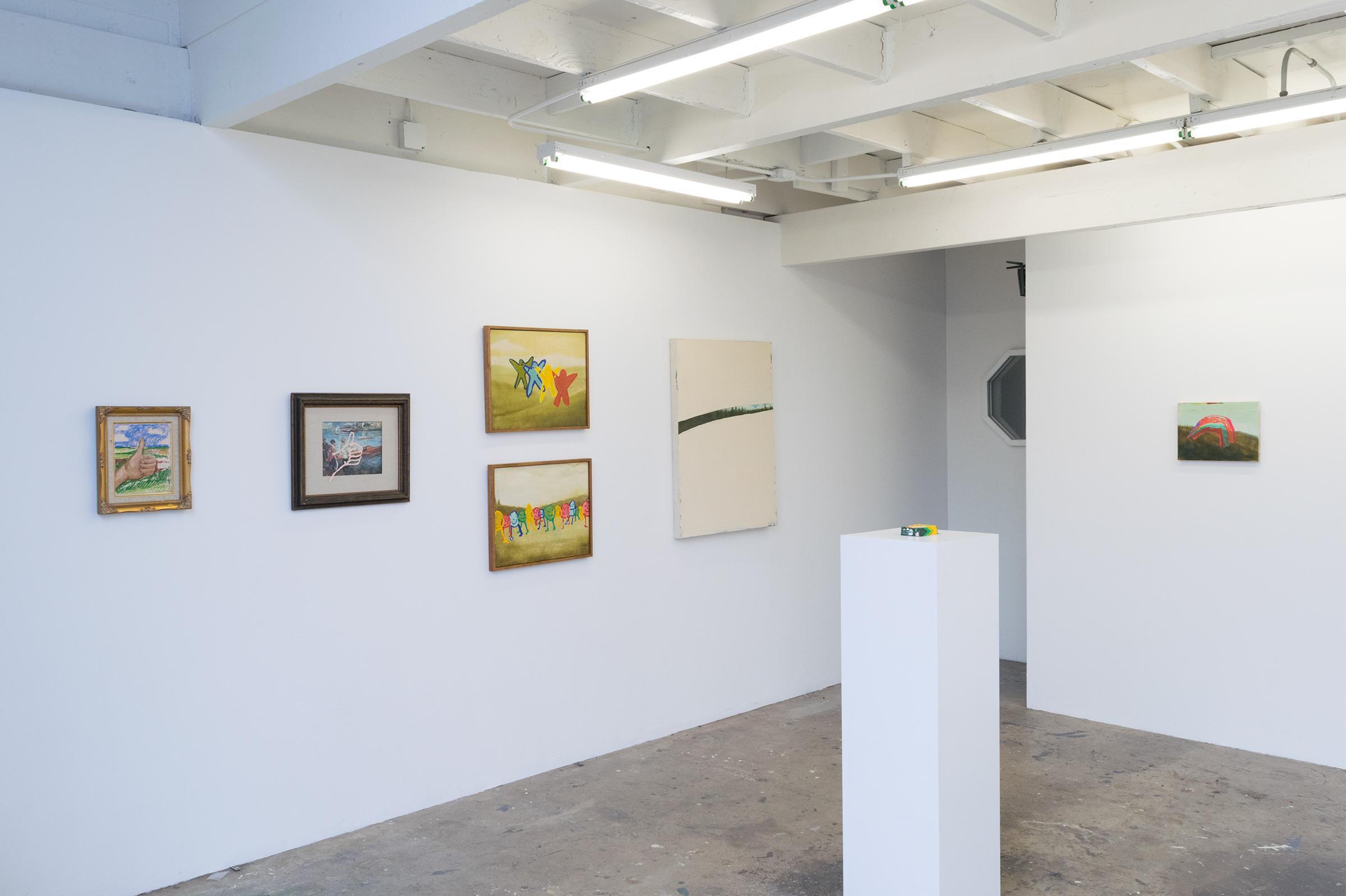 Good Paintings, 2018