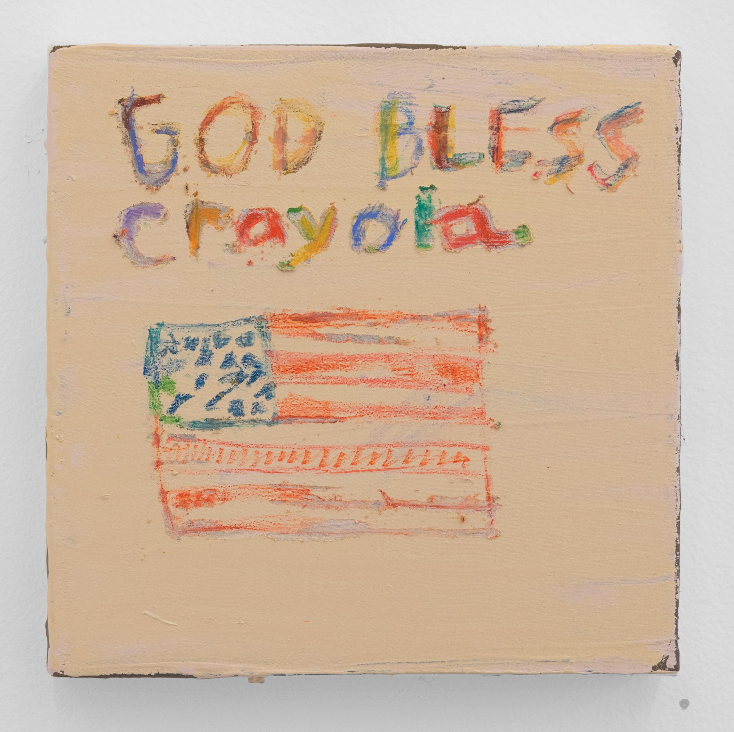 God Bless Crayola