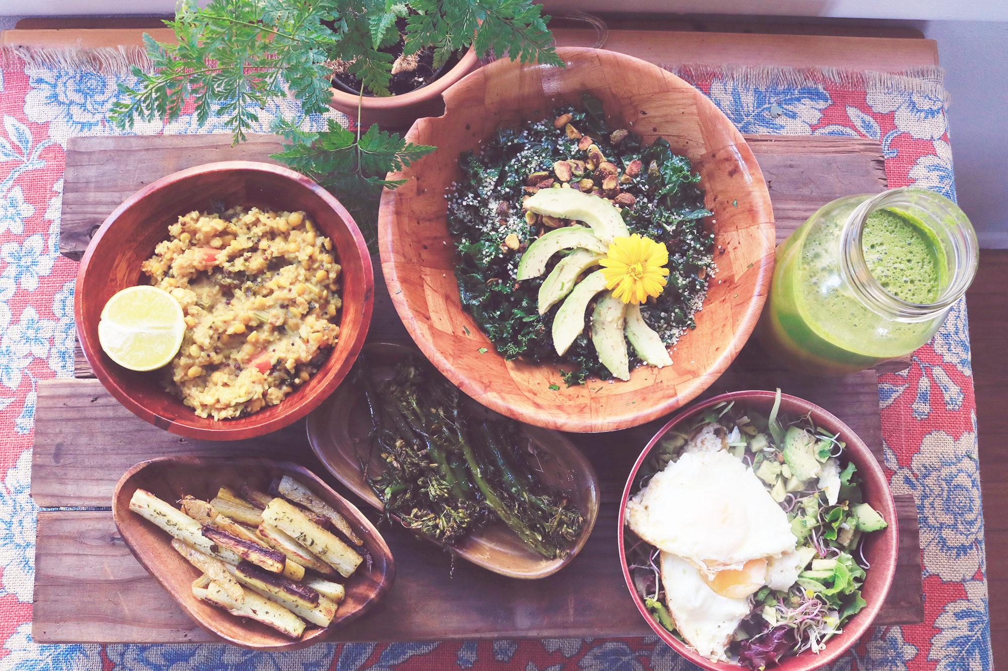 The Ayurvedic Diet: Eating for your Dosha — chelsea marie