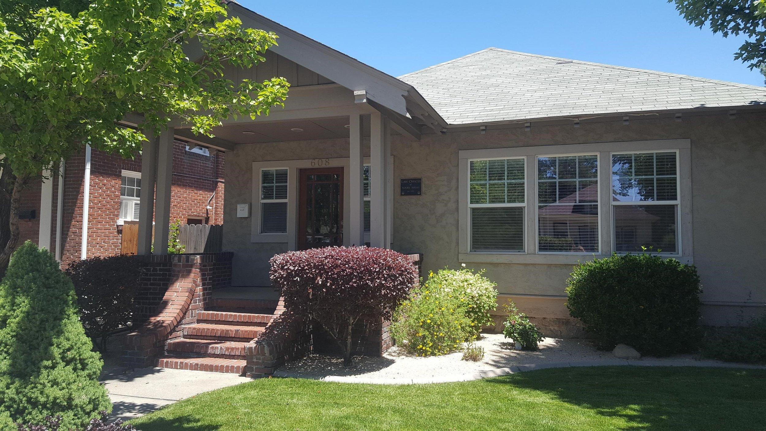 Law Offices of Mark Wray, 608 Lander Street, Reno, NV
