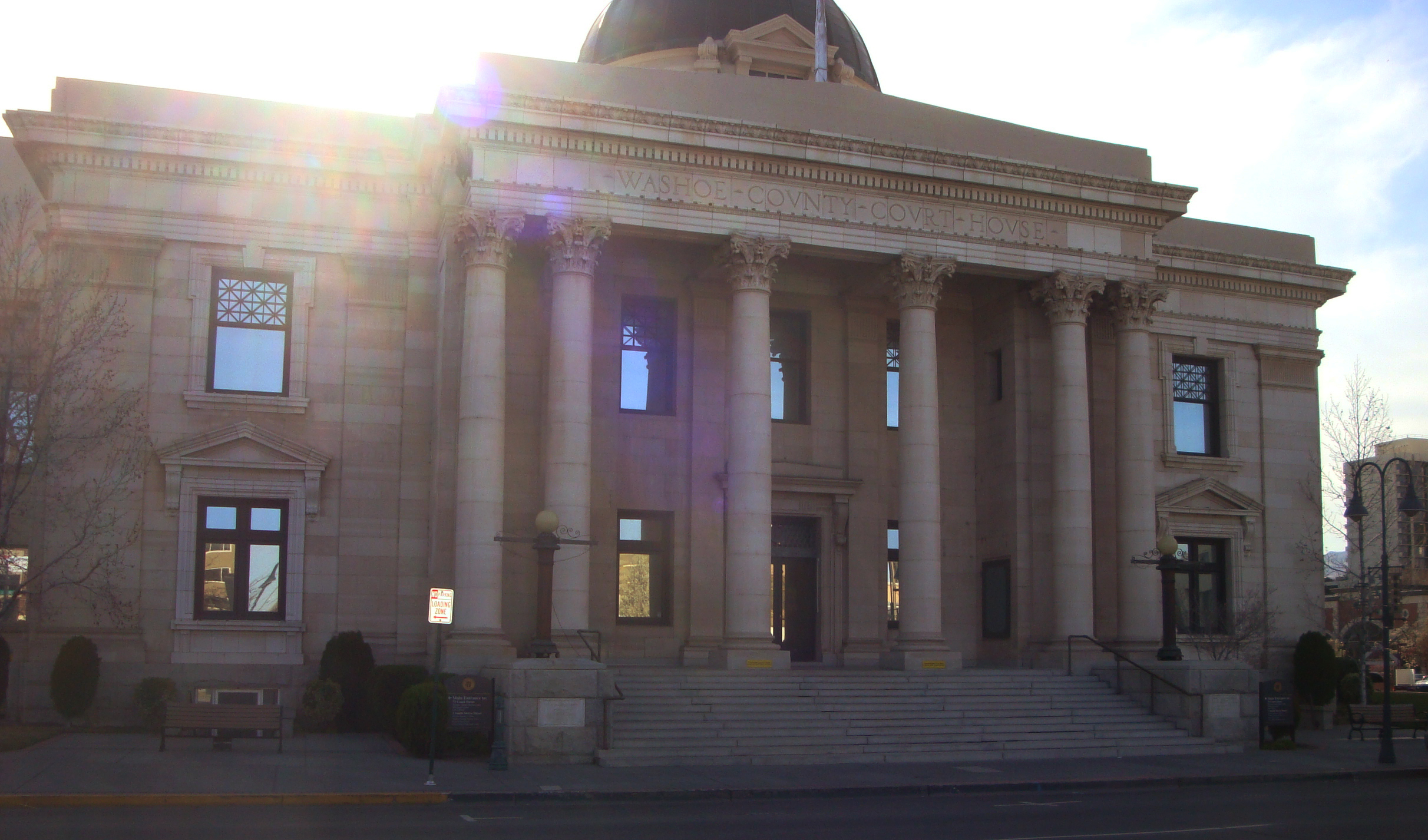 Washoe County District Courthouse, Reno, NV