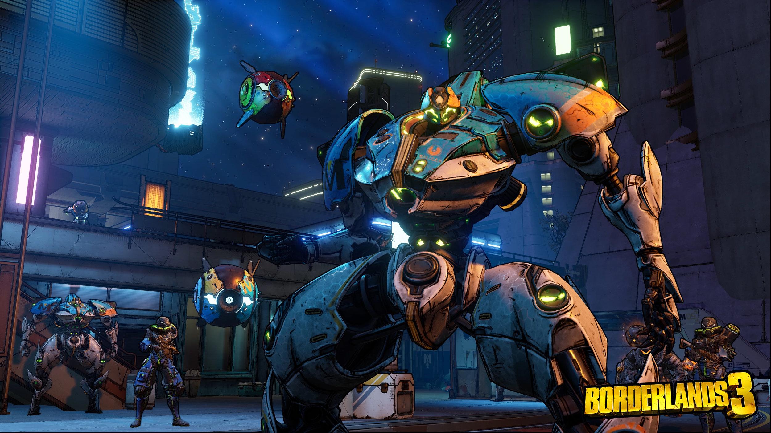 Borderlands 3 - Gearbox - 2K Games