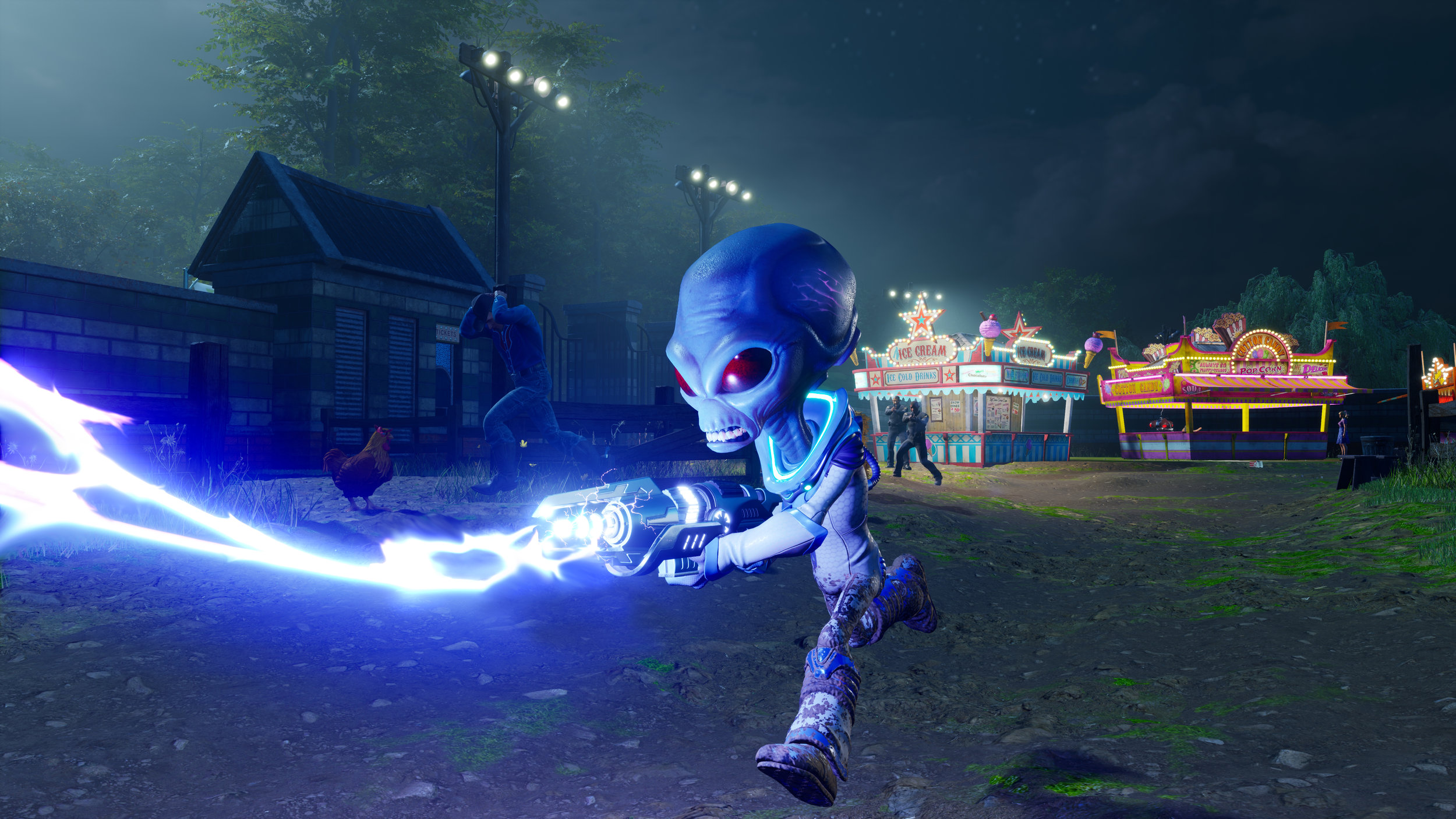 Destroy All Humans - Black Forest Games - THQ Nordic