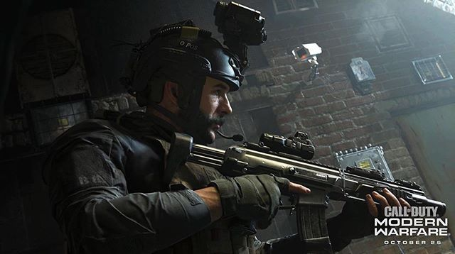 I haven't been this excited about a #callofduty game since.... #modernwarfare  Who else is keeping an eye out for this one? . . . #mixerstreamer #streamer #gamer #gaming