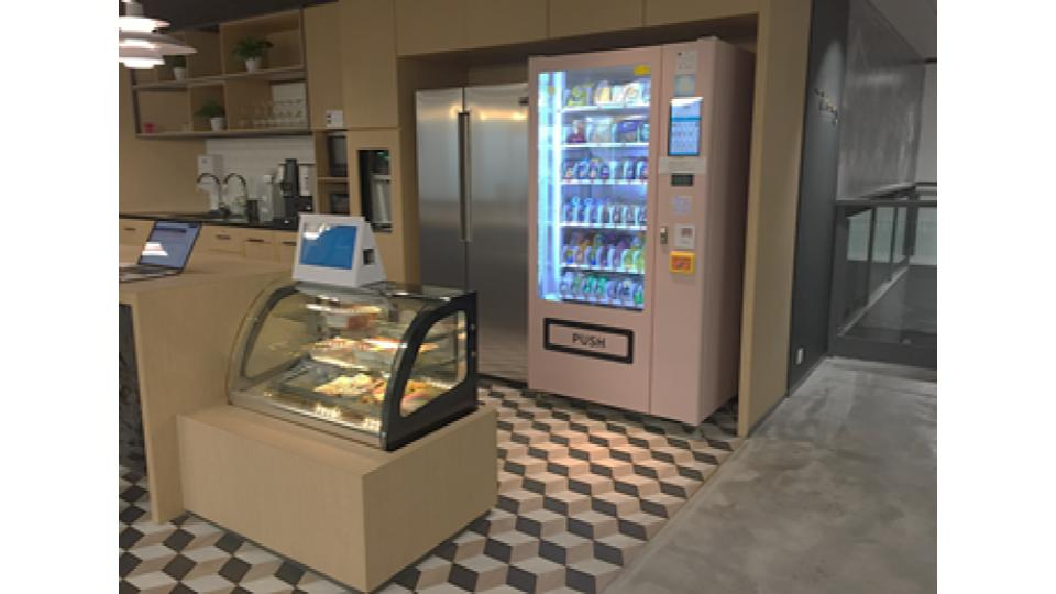 Freshup, vending machine hk, interactive, food, beverage, smart retail, convenient, vending services, professional, corporations, SCMP, micromarket, serve yourself