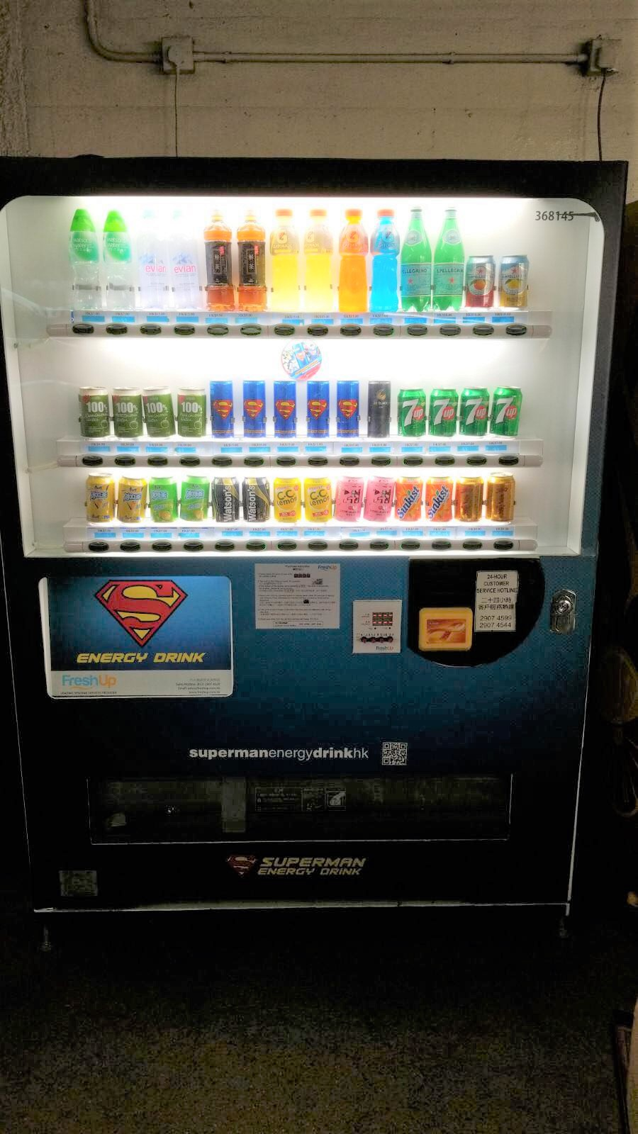Freshup, vending machine hk, interactive, food, beverage, smart retail, convenient, vending services, professional, corporations, the star ferry, pier