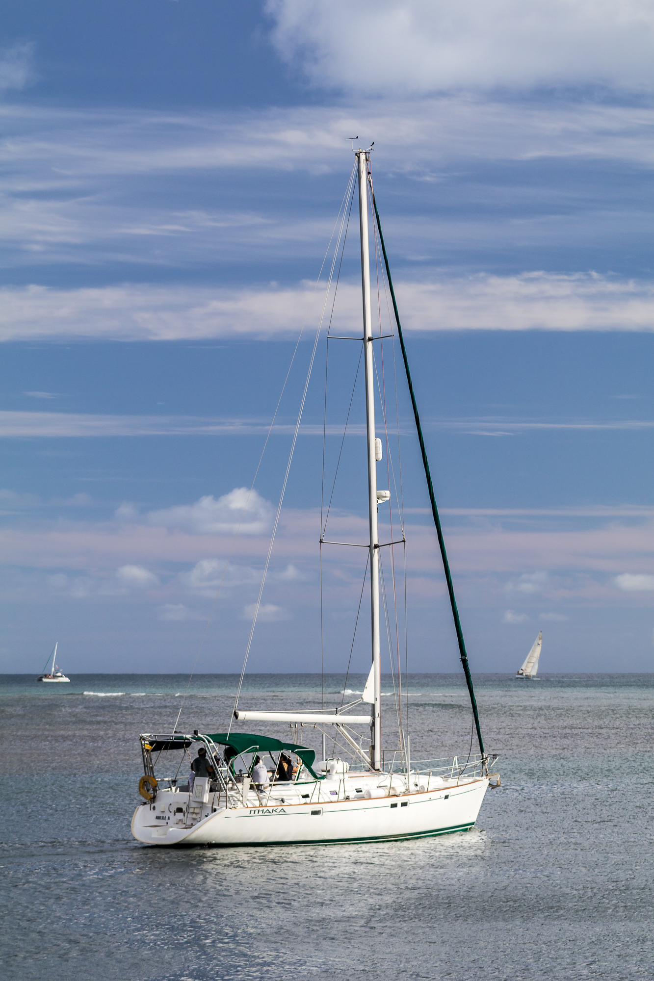 Magic Sailboat