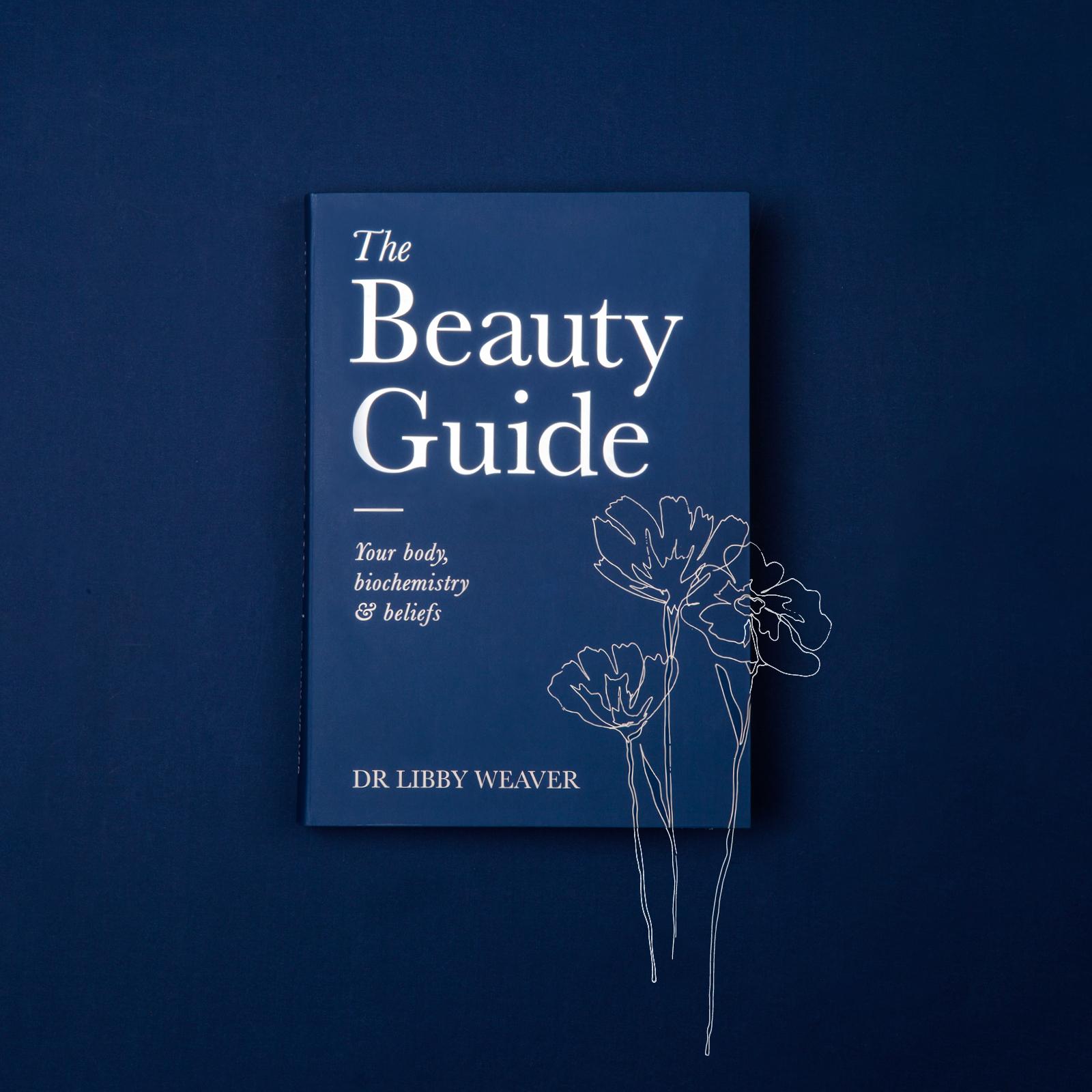 The Beauty Guide - Publication design & illustration