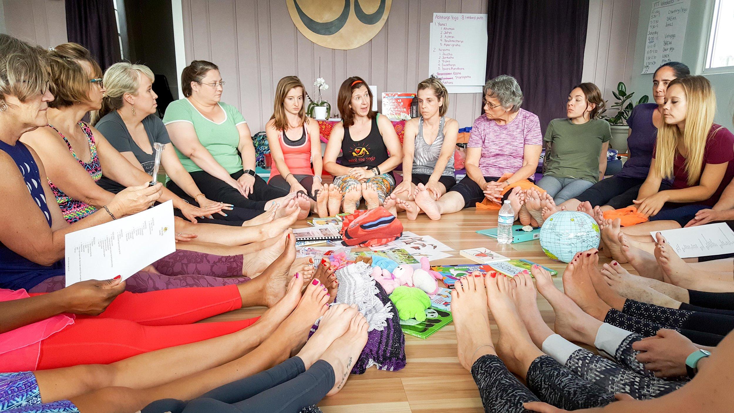 200 Hour Yoga Teacher Training near Louisville, ky