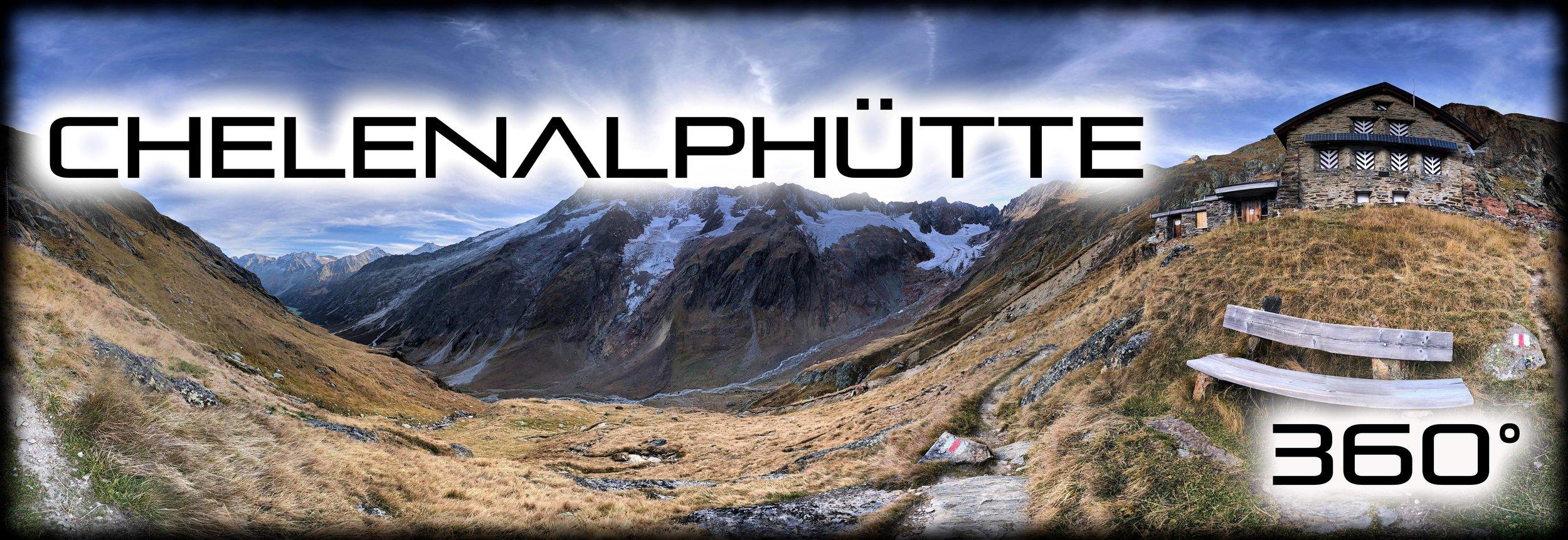 Chelenalphütte - Oktober 2018