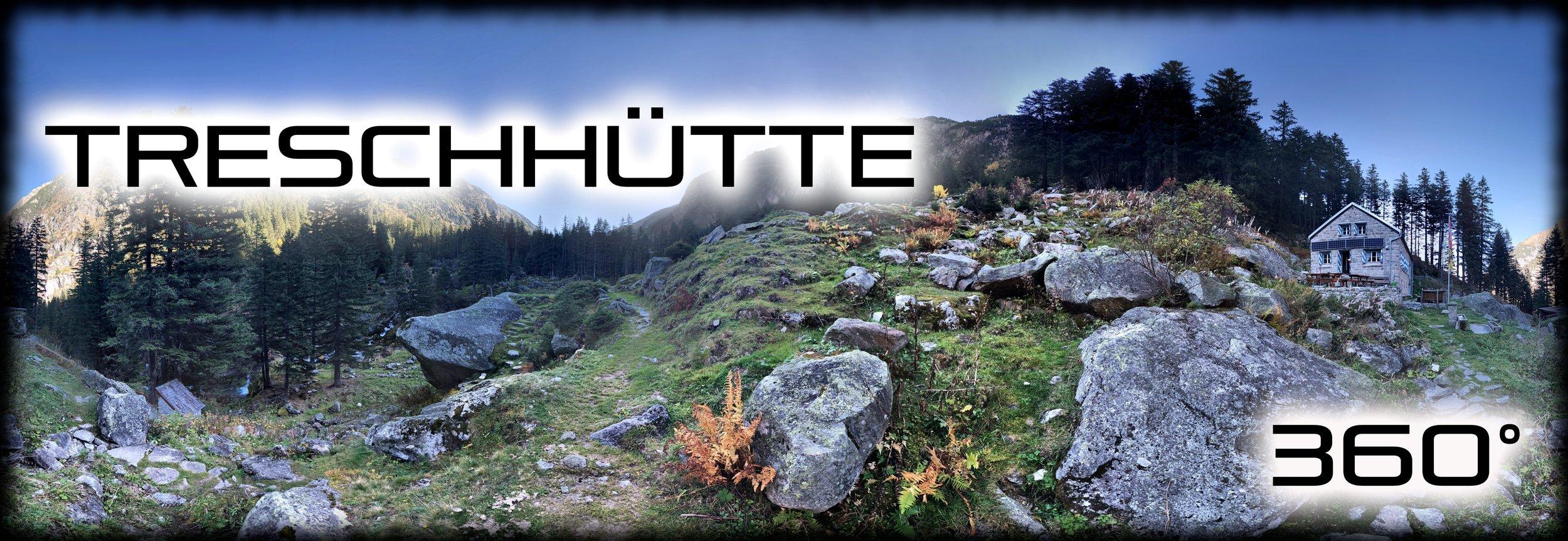 Treschhütte - Oktober 2018