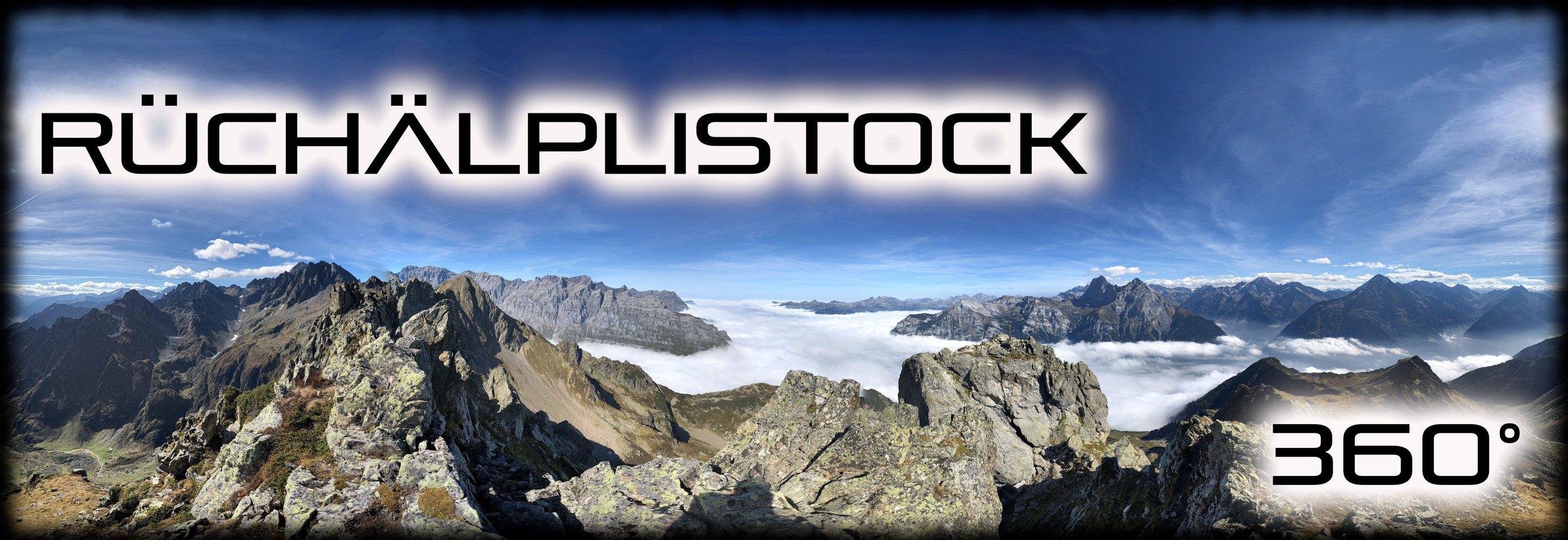 Rüchälplistock - September 2018