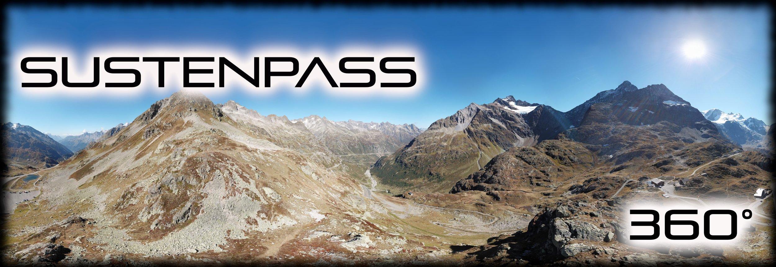 Sustenpass - September 2018