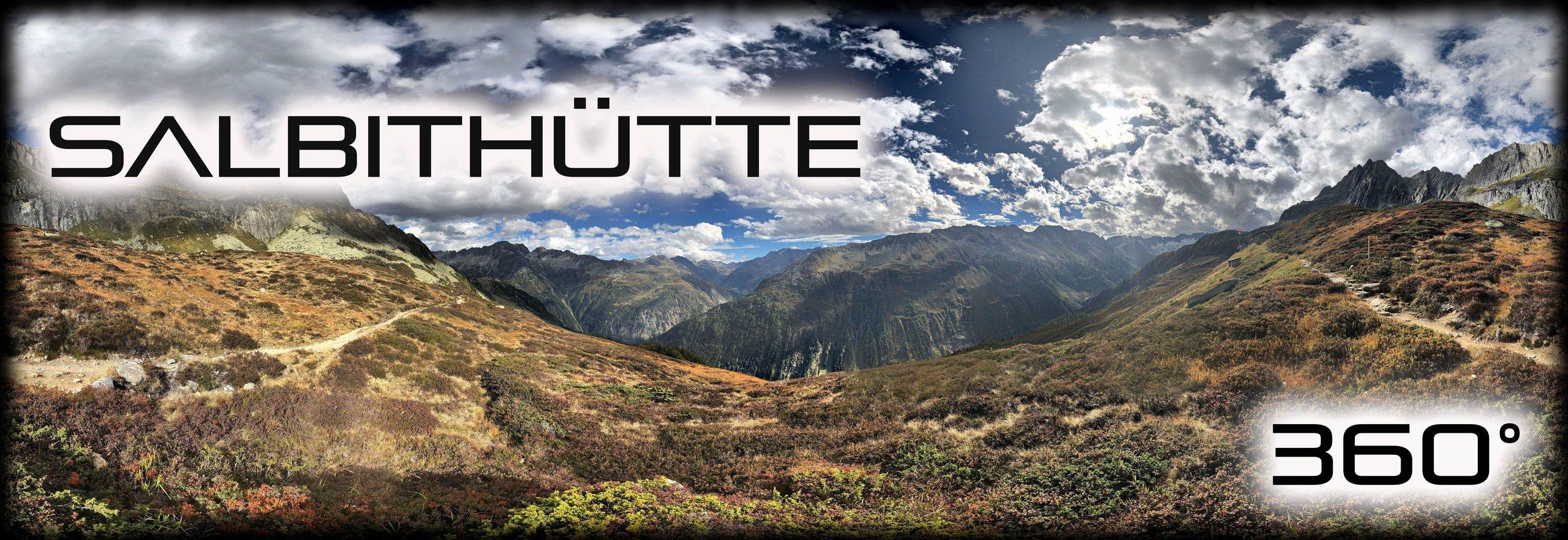 Salbithütte - September 2018