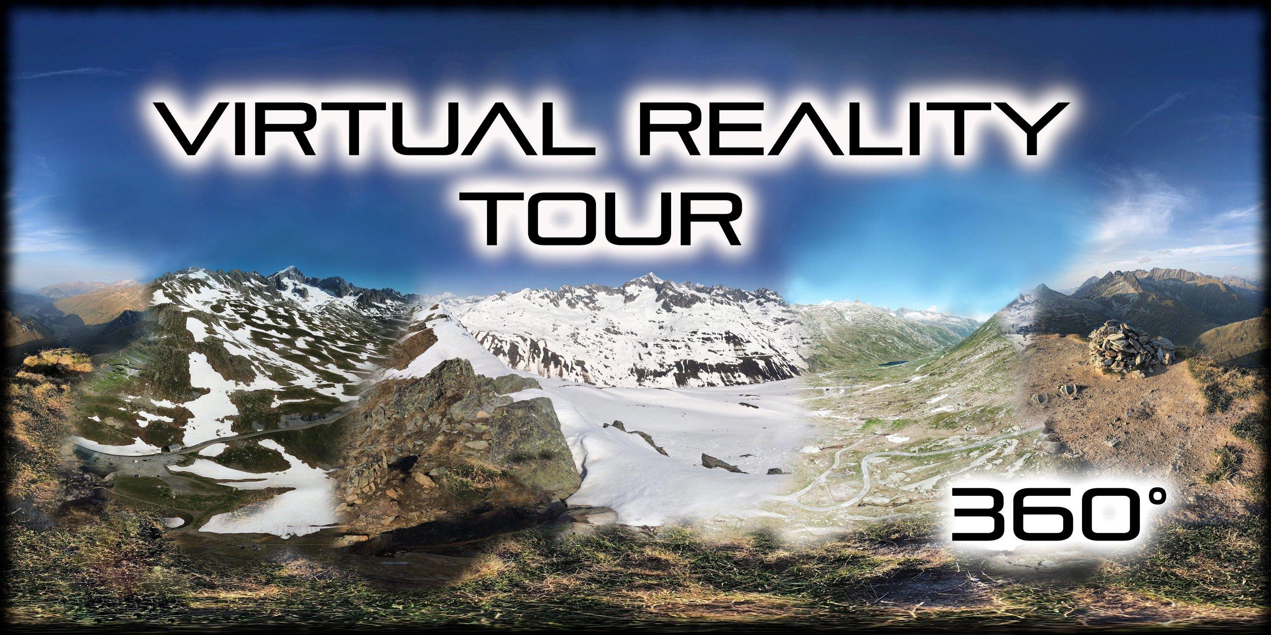 Virtual Reality Tour Schweiz