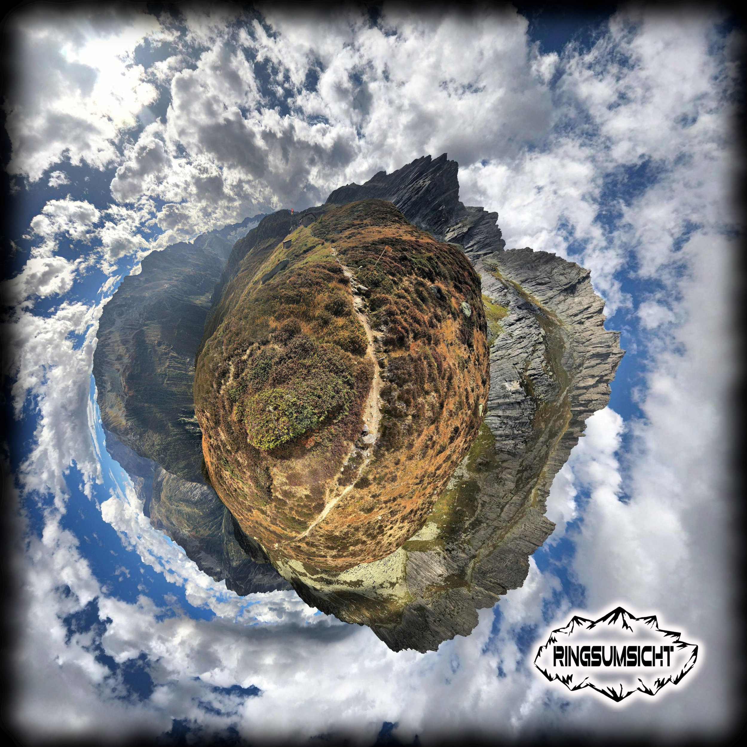 Salbithütte Panorama
