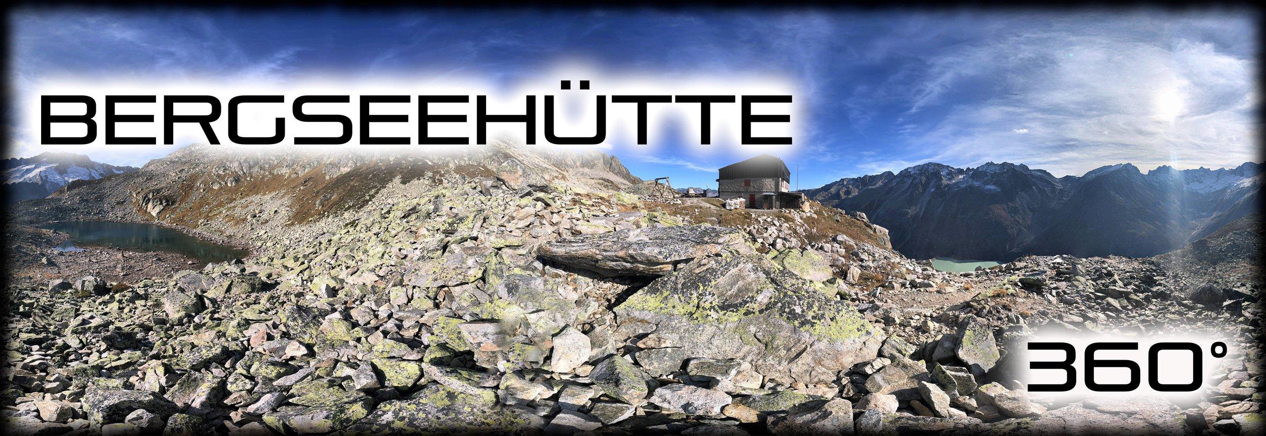 Bergseehütte 360° Wanderung
