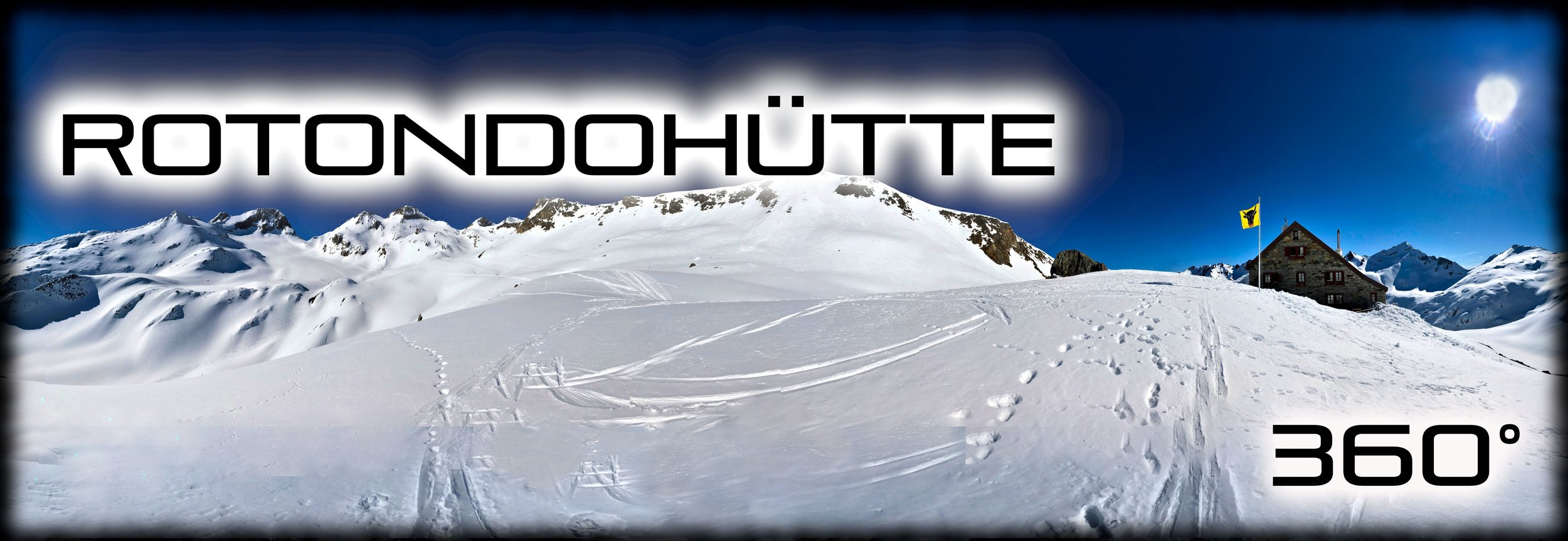 Rotondohütte - 30. März 2019