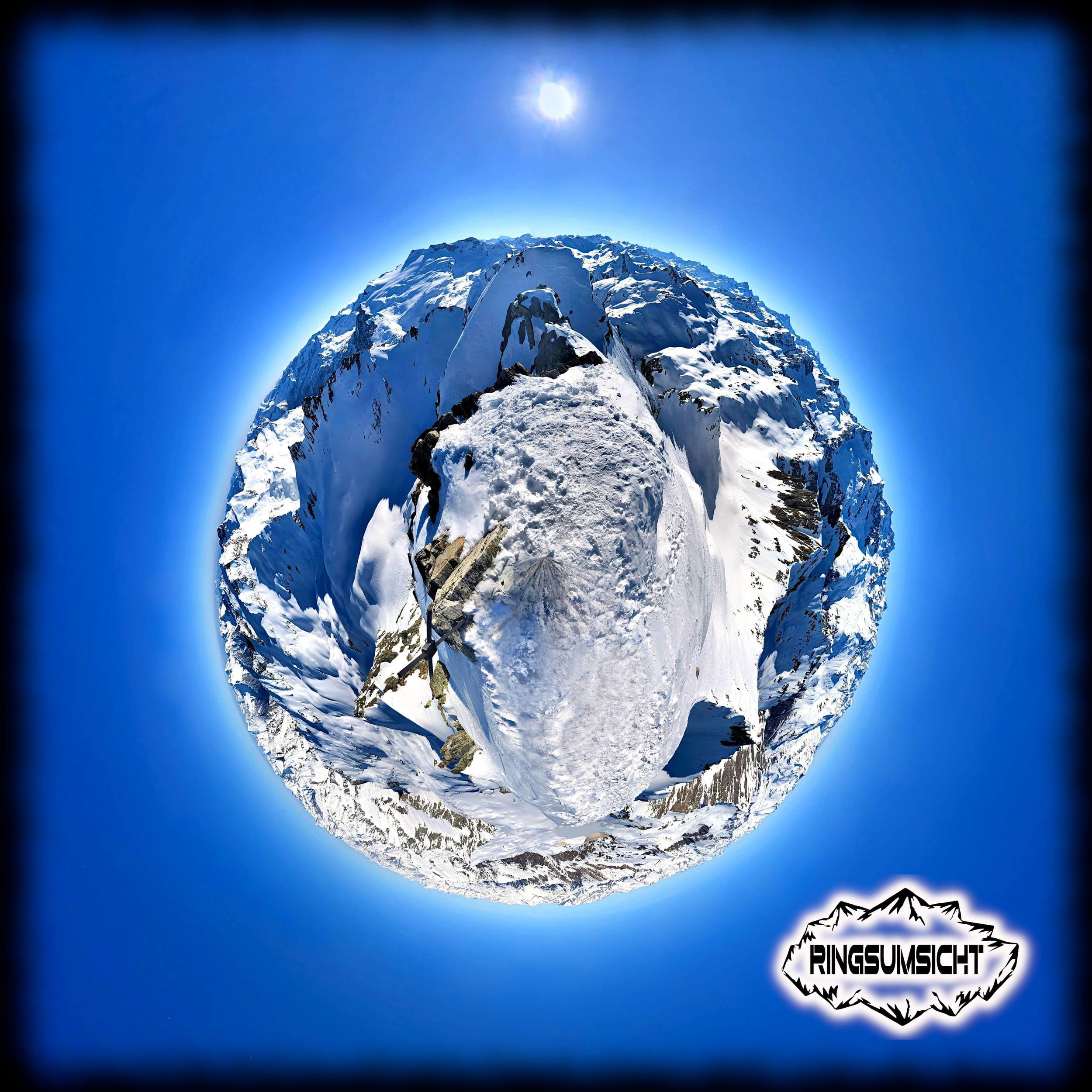 Cristallina Gipfelpanorama