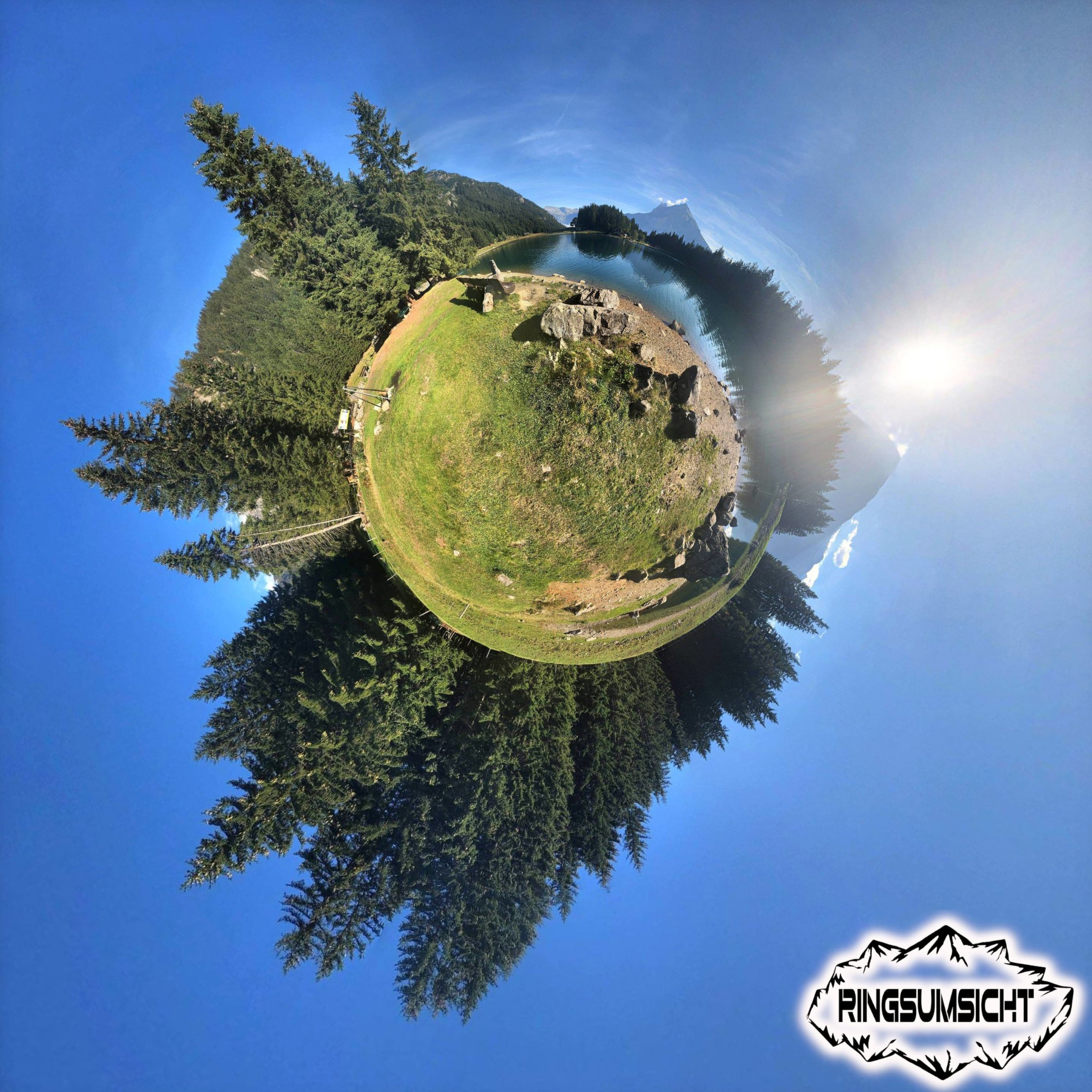 Arni tiny planet 360°Bild