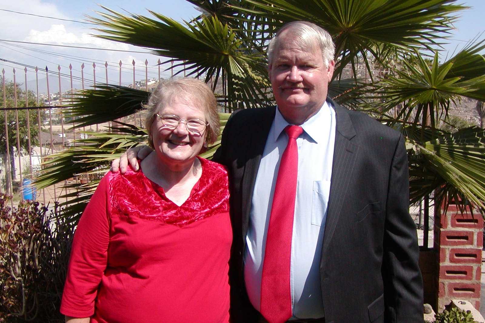 Don and Susan Holmes - Missionaries to Mexico