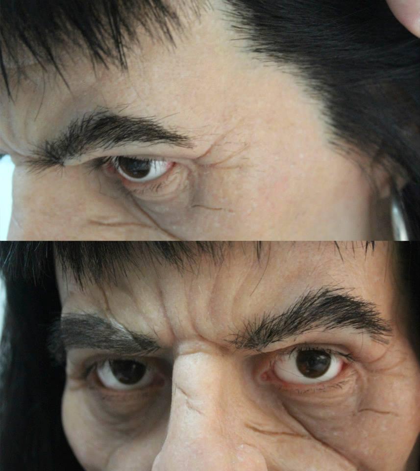 Hair work done by Eduardo Moreira