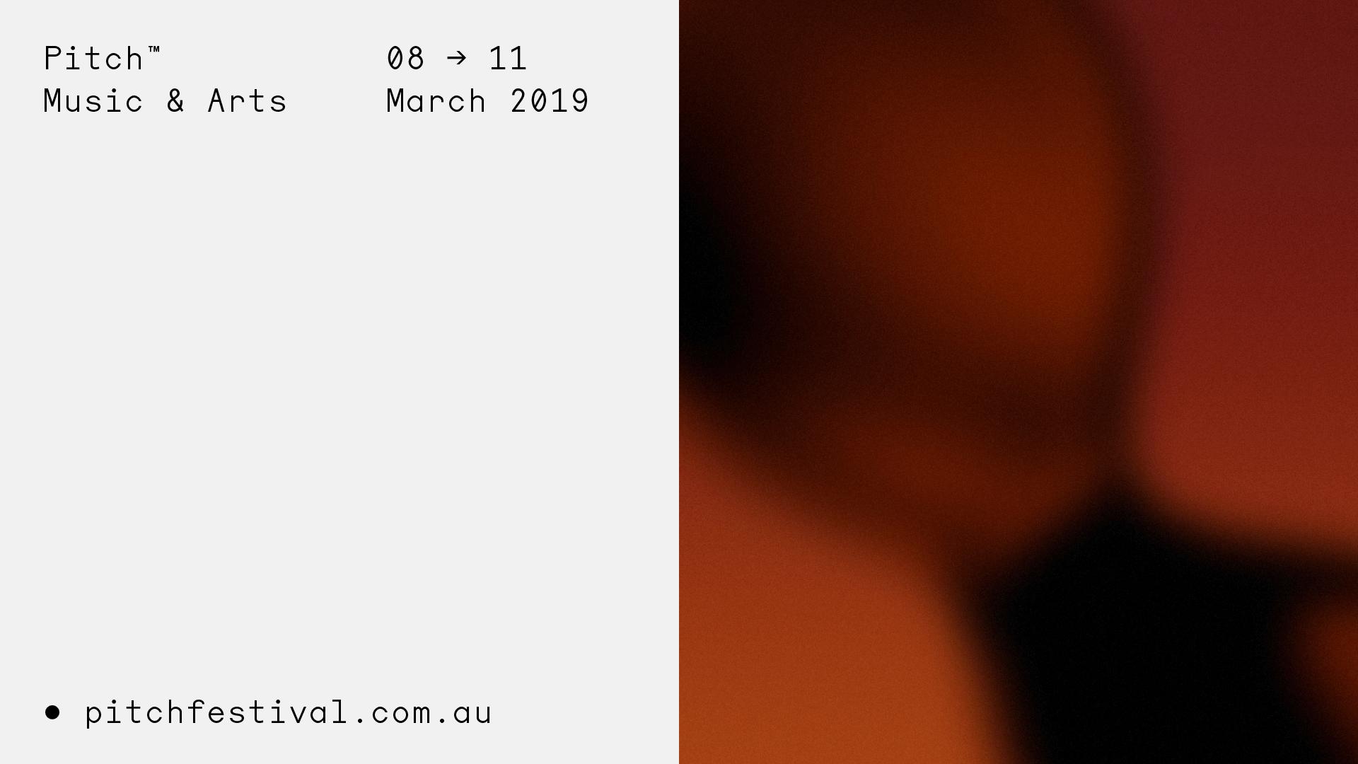 Catch Avalon Emerson at Pitch Music & Arts 2019 - Fri 8th - Tue 12th March, Victoria.
