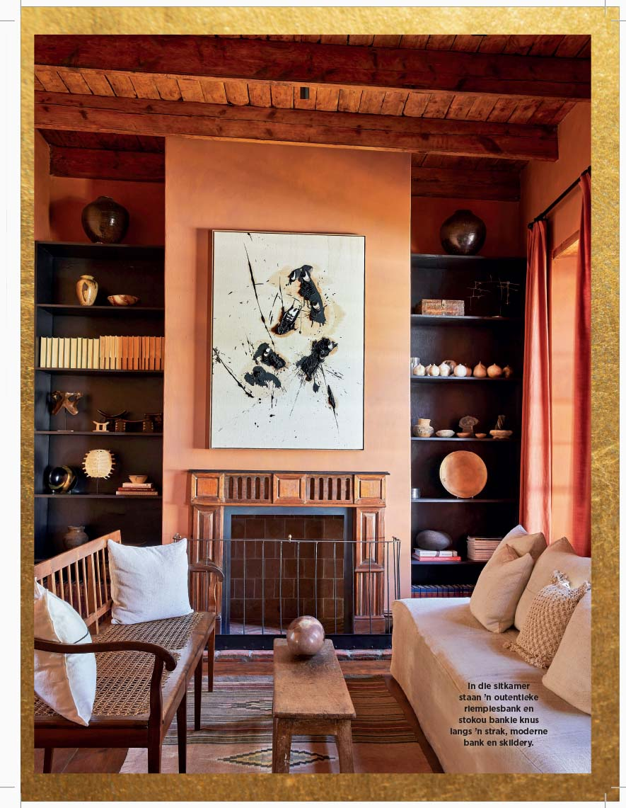 Moderne Strakke Design Bank.Guest House Jonkmanshof