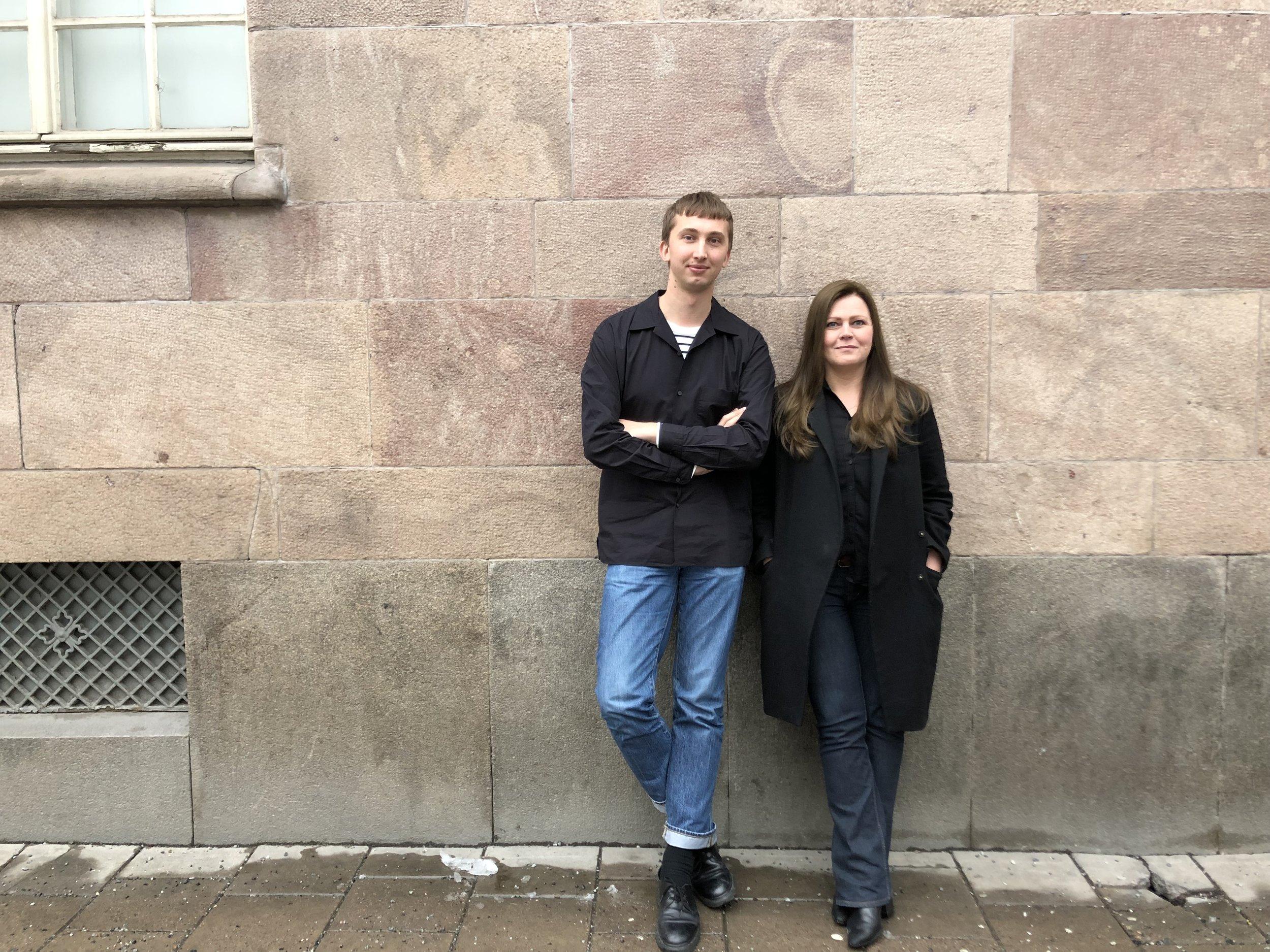 Joakim Johansson & Annika Miscevic