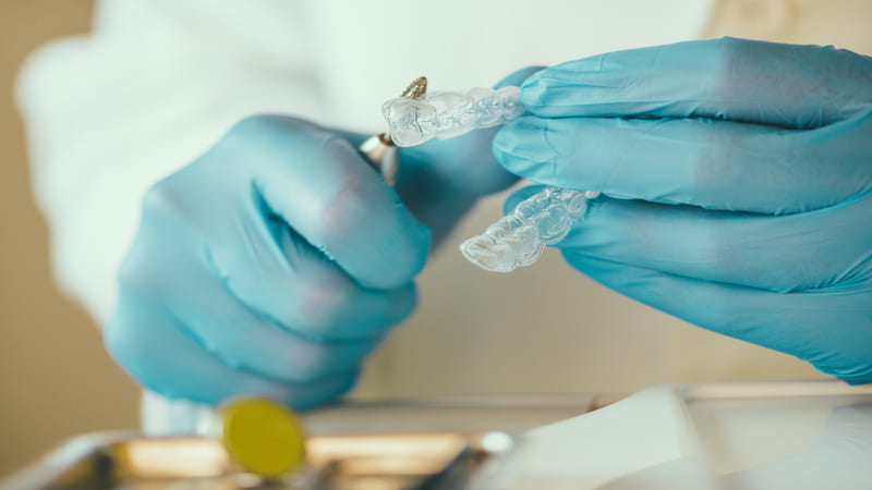 Dentistry - Accurate dental model shows detail even in teeth gap and helps enhance patients' overall comfort.