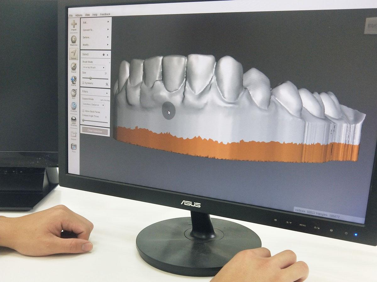 Design - Prepare 3D model, the first step for digitalization.