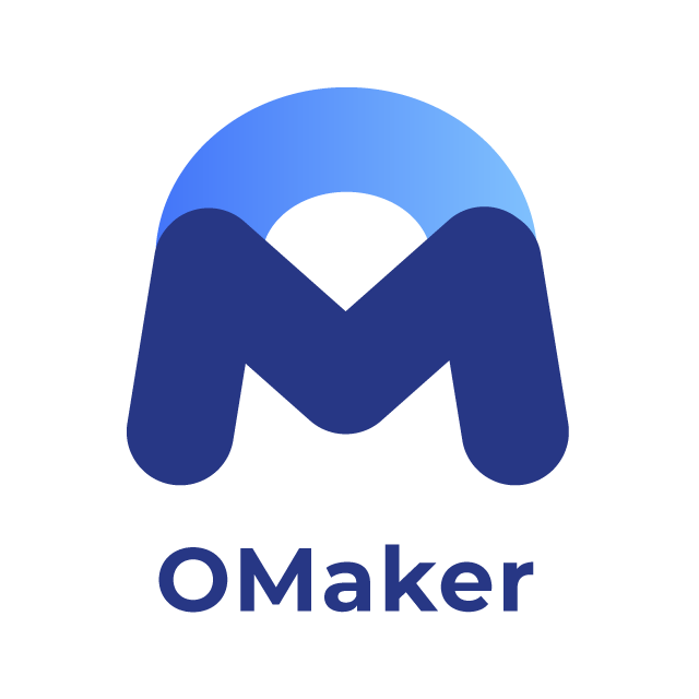 OMaker - logo