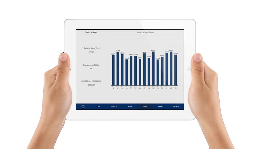 Reg - iPad Point of Sale