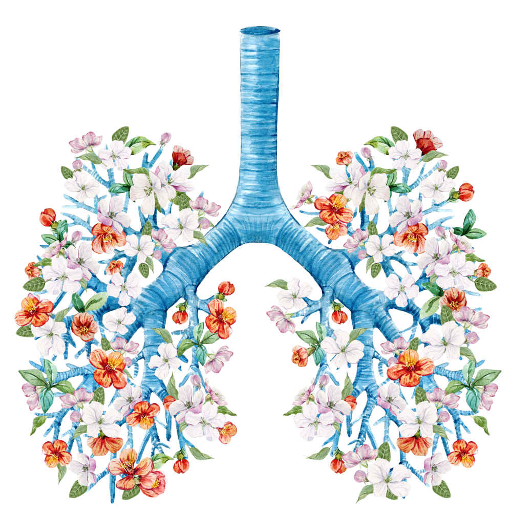 lung flower tree