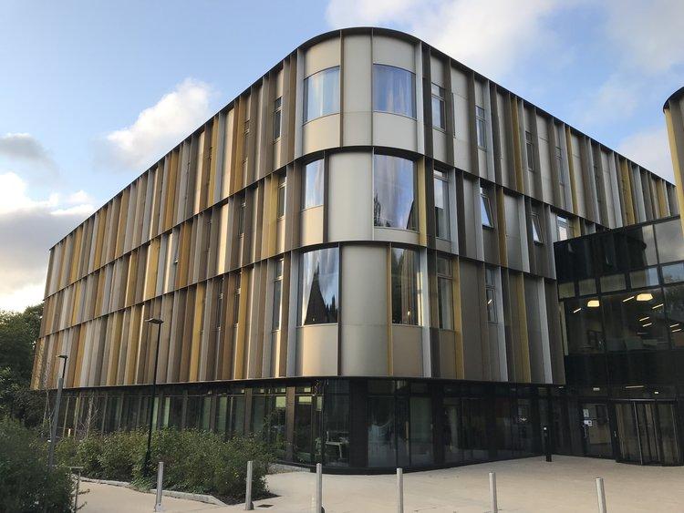 Sibson Building Canterbury