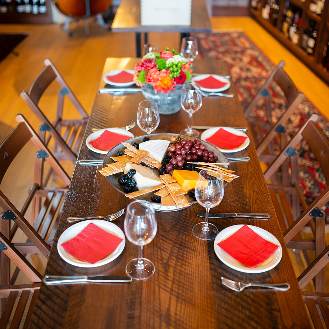 WINE PAIRING &PARTY CONSULTATION - Wine loves food and food loves company. Coming from the restaurant industry, The Study is passionate about the interplay of cuisine and wine and making sure you have the right options for any size gathering. Consider us your personal Sommeliers.