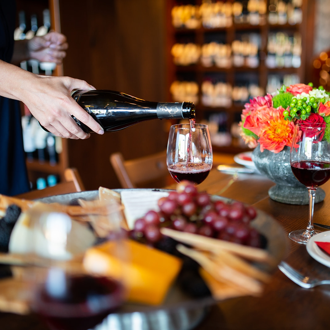 PRIVATE TASTINGS - Book a personalized tasting event after hours at The Study or in the comfort of your own home. Katie and Noah provide light-hearted wine education focused on your favorite wine region, grape varietal, category of spirits or other imbibing interests.