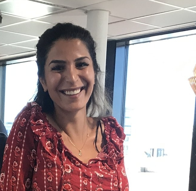 Isabelle Davodi - Medkonferansier